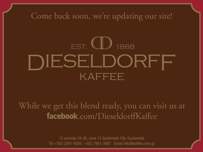 dieseldorffkaffee